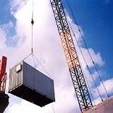Foto ilustrativa - Cabo de Aço para elevação de carga