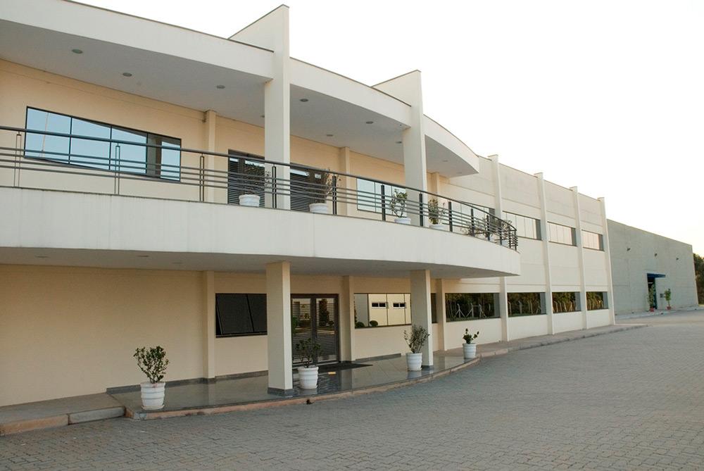 Nossa fábrica está sediada em Mogi das Cruzes