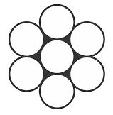Composição Cordoalha 7 Fios