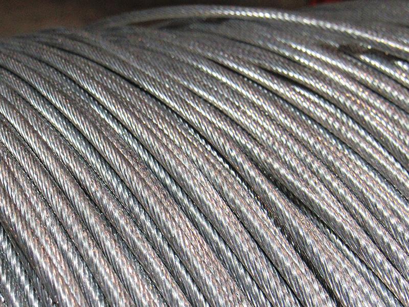Cordoalha galvanizada 19 fios
