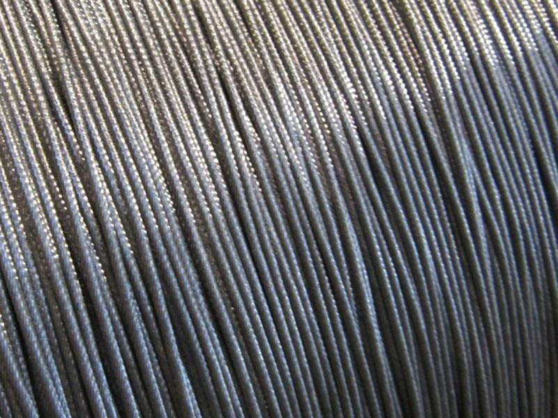 Cordoalha de Aço Inoxidável 1x7 Fios